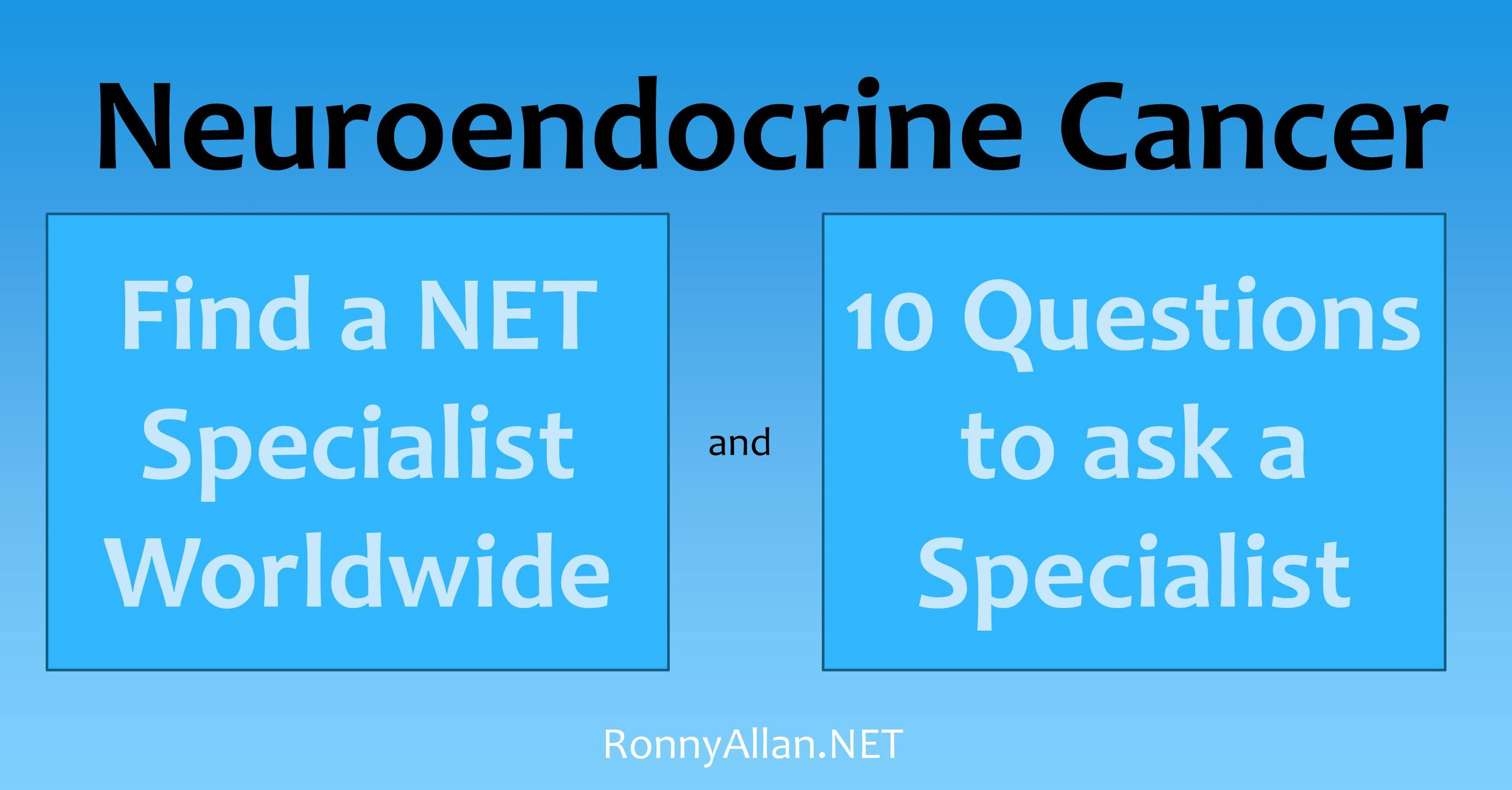neuroendocrine cancer can be cured